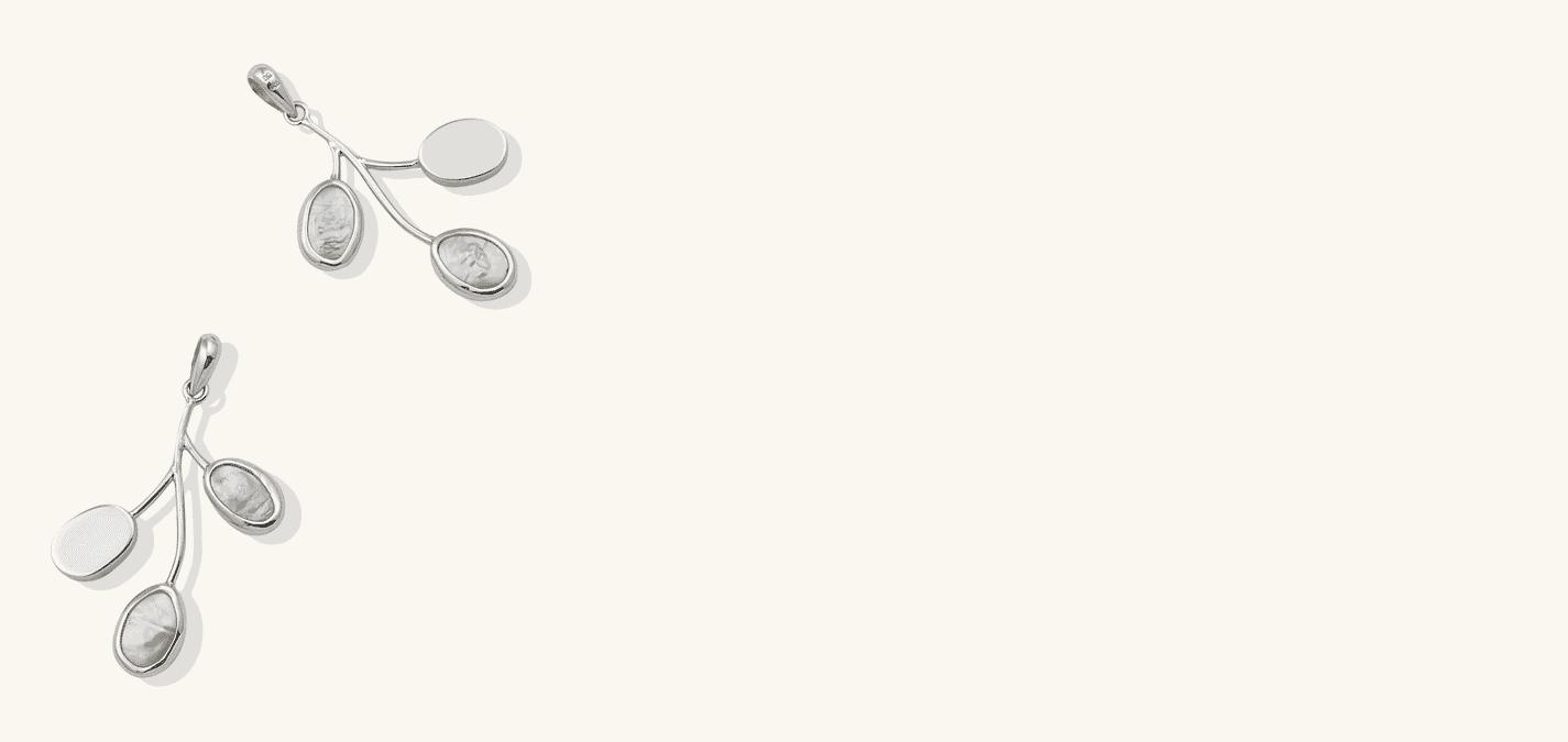 Sølv vedhæng